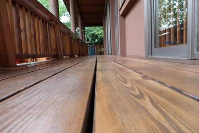 長期木材保護コーティング